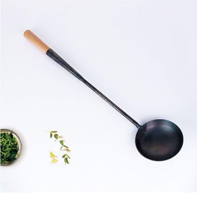 凯欧莉10cm勺口手工铁勺
