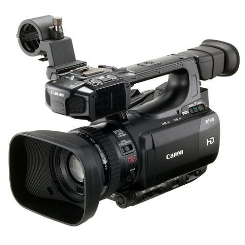 佳能 XF100 专业摄像机