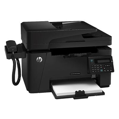 惠普HP LaserJet Pro MFP M128fp Printer传真通信设备