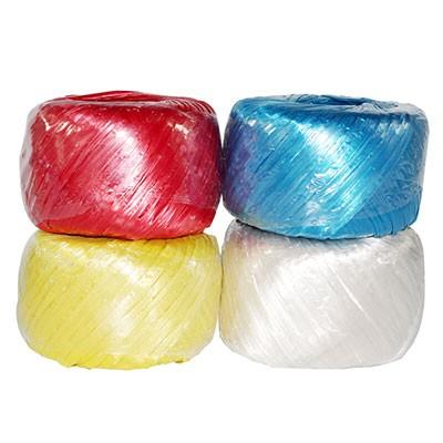 塑料打包绳/尼龙绳混色