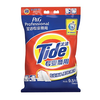 汰渍洗衣粉9.5kg